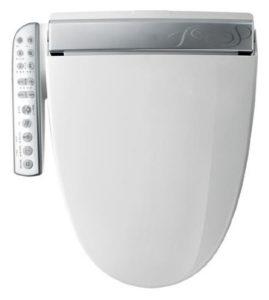 Dusch WC Sitz