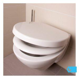WC Sitz Duroplast