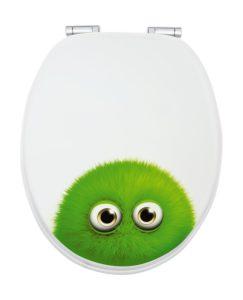 WC Sitz mit Motiv